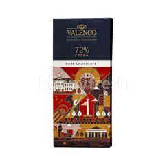 Valenco 72% Cocoa Dark Chocolate