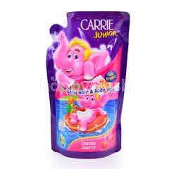 Carrie Junior Cheeky Cherry Baby Hair & Body Wash