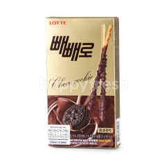 Lotte Pepero Choco Cookie Biscuit Stick