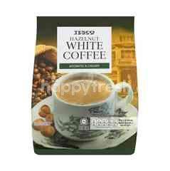 Tesco White Coffee - Hazelnut Flavour