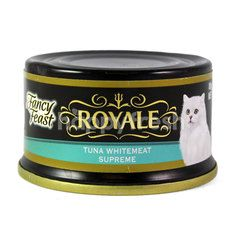 Purina Fancy Feast Royale Tuna Whitemeat Supreme