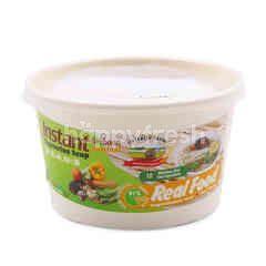 Real Food Instant Vegetarian Soup