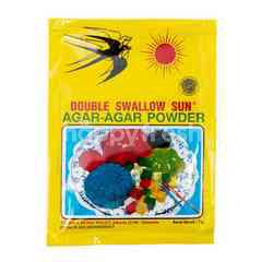 Double Swallow Sun Agar-Agar Powder