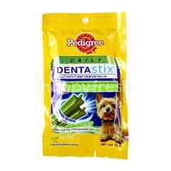 Pedigree Daily Dentastix Green Tea Flavour