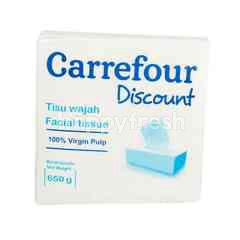 Carrefour Discount Facial Tissue