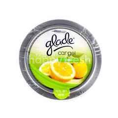 Glade Auto Gel Lemon