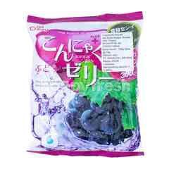 Yukiguni Aguri Grape Konjac Jelly