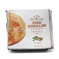 Ines Rosales Fine Mediterranean Snack With Cinnamon