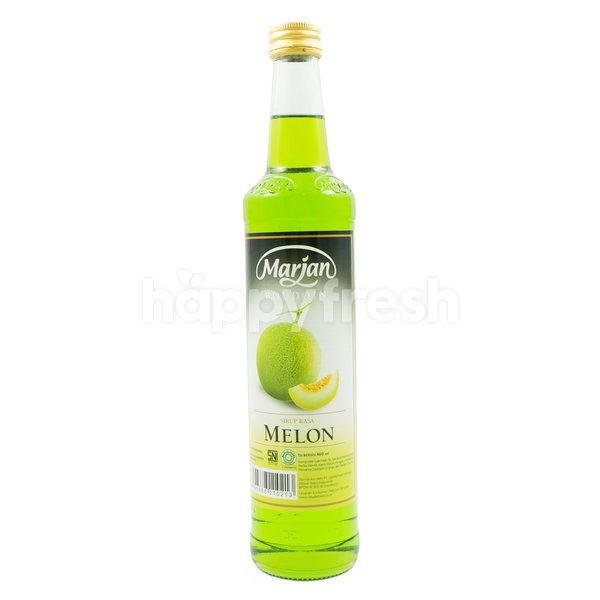 Marjan Boudoin Melon Syrup