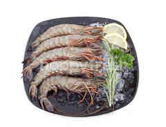 Food Diary Fz Raw Whole Tiger Shrimp Head On