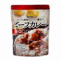TOPVALU Beef Curry Hot West