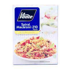 La Fonte Spiral Macaroni Pasta
