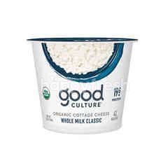 Good Culture Organic Classic Cottage Cheese