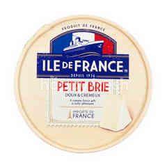 Ile de France Petit Brie Cheese