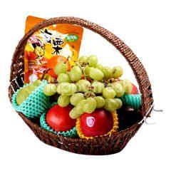 Imported Fruits Basket