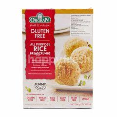 Orgran All Purpose Rice Bread Crumbs Gluten Free