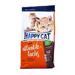 Happy Cat Makanan Kucing Dewasa Dibuat dari Ikan Salmon Atlantik