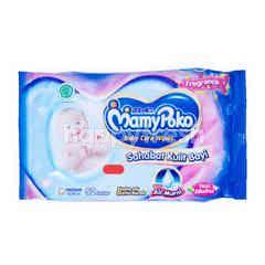 MamyPoko Tissue Ganti Popok Non Alkohol, Parfume dan Lembut
