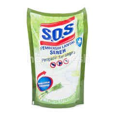 S.O.S Fresh Citronella Floor Cleaner