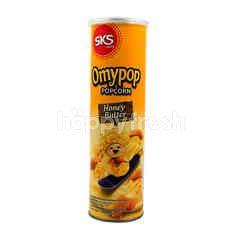 Omypop Popcorn Honey Butter Flavor Popcorn