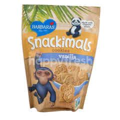 Barbara's Snackimals Cookies Vanilla