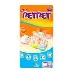 PETPET Baby Diapers Newborn (36 Pieces)