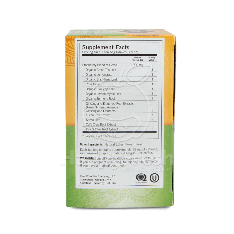 Yogi Green Tea Muscle Recovery (16 Tea