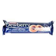 Dewberry Blueberry Sandwich Cookies