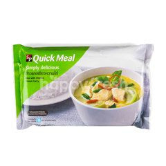 S&P Rice With Chicken Green Curry