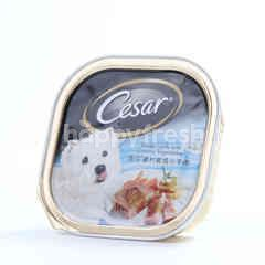 Cesar Tender Lamb With Country Vegetables Dog Food