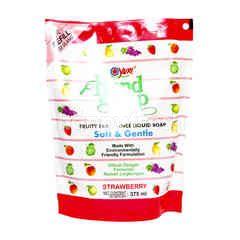 Yuri Strawberry Soft & Gentle Hand Soap Refill