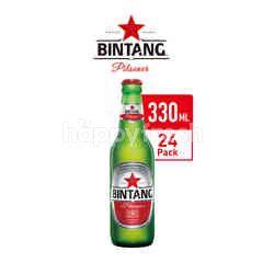 Bintang Pilsener Bir Botol 24 Pack
