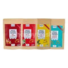 Ento Roasted Crickets Taster Bundle (4 Packs)
