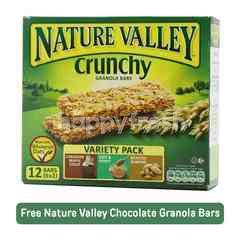 Nature Valley Crunchy Granola Bars Variety Pack