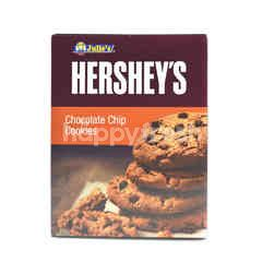Julie's Hershey's Chocolate Chip Cookies