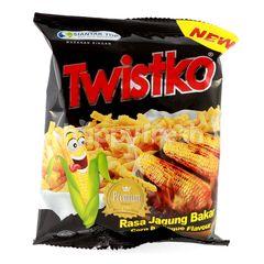 Twistko Twister Makanan Ringan Jagung Bakar