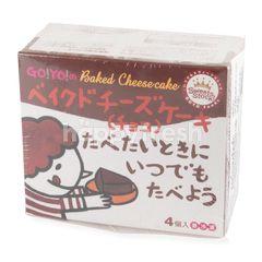 Sweet Stock Go Yo Baked Cheese Cake