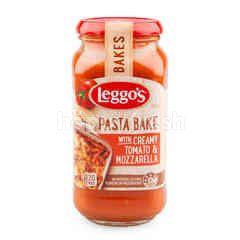 Leggo's Pasta Bake With Creamy Tomato & Mozzarella