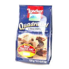 ล็อคเกอร์ เวเฟอร์สอดไส้รสช็อกโกแลต 125 กรัม