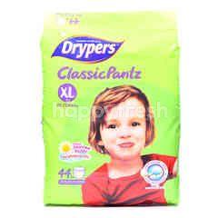 Drypers Classic Pantz XL44