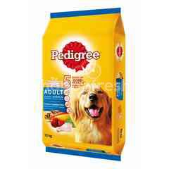 Pedigree Dog Dry Food Adult Chicken & Vegetable Flavour 10KG