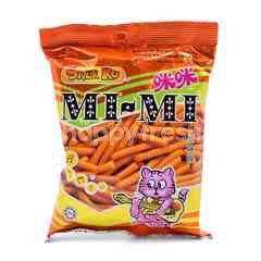 SNEK KU Mi Mi Prawn Flavoured Snacks