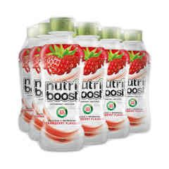 Minute Maid Nutriboost Rasa Strawberry Botol 12 Pack
