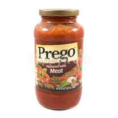 Prego Italian Sauce Meat Flavored