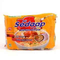 Mie Sedaap Chicken Onion Flavour Soup Instant Noodles (5 Packet)