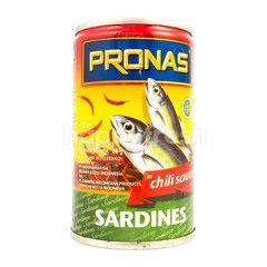 Pronas Chili Sauce Sardines