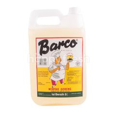 Barco Coconut Cooking Oil