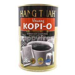 Hang Tuah Black Coffee Sachet
