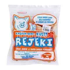 Rejeki Pork Skin Crackers
