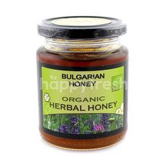 Bulgarian Honey Organic Herbal Honey